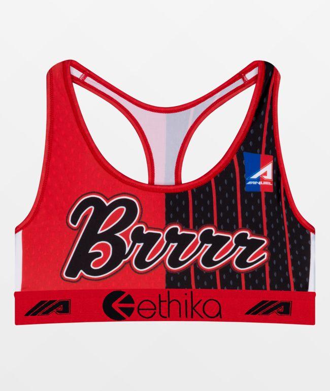 Ethika x Anuel AA Coronar Sports Bra
