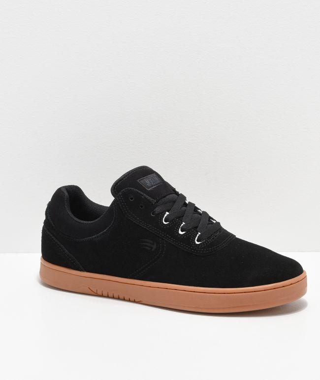 Etnies Joslin Black \u0026 Gum Skate Shoes