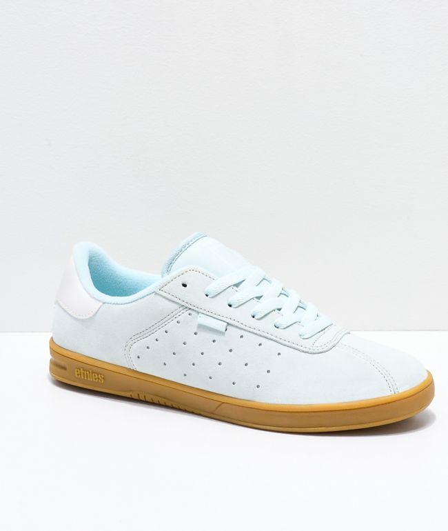 Etnies Scam Light Blue \u0026 Gum Skate
