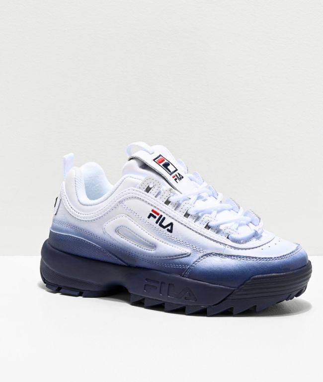 FILA Disruptor II Premium Fade Shoes