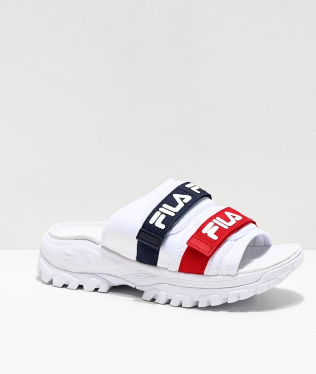 zumiez fila sandals