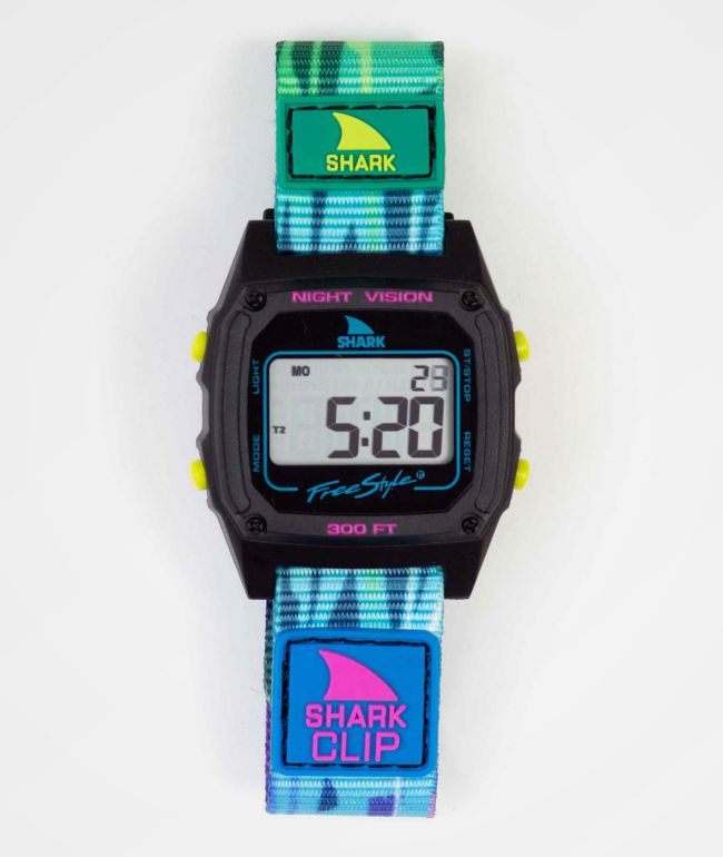 Freestyle Shark Classic Clip Ice Digital Watch