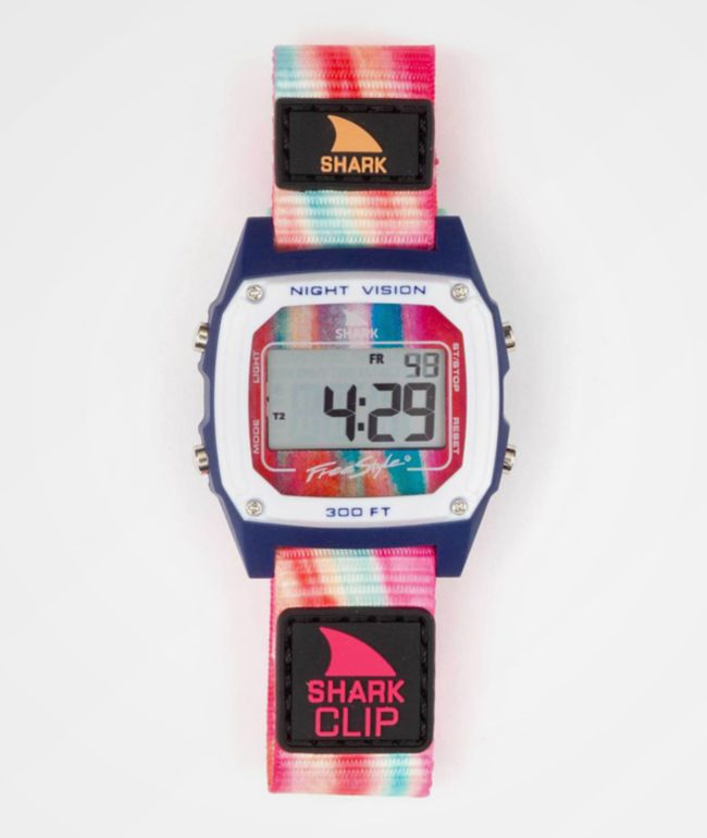 Freestyle Shark Classic Clip Rainbow Sorbet Digital Watch