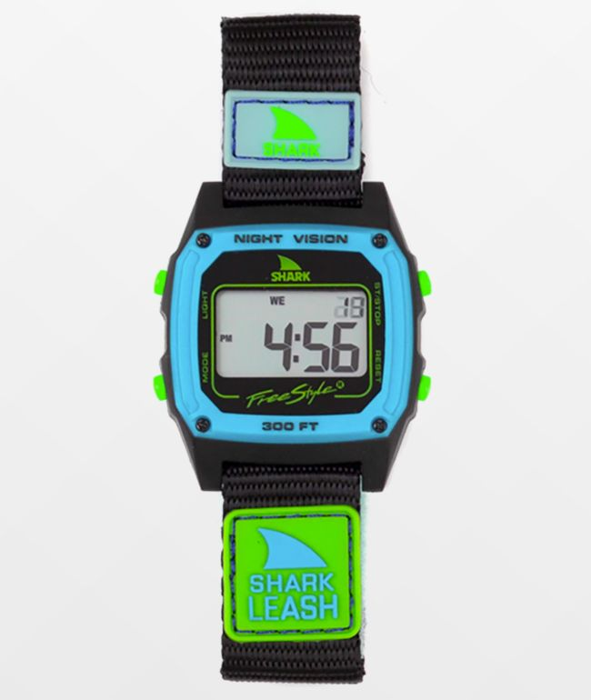 Freestyle Shark Classic Leash Happy Accident Digital Watch