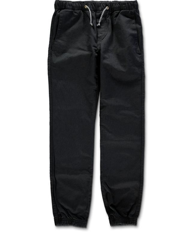 Freeworld Boys Remy Boys Black Jogger Pants
