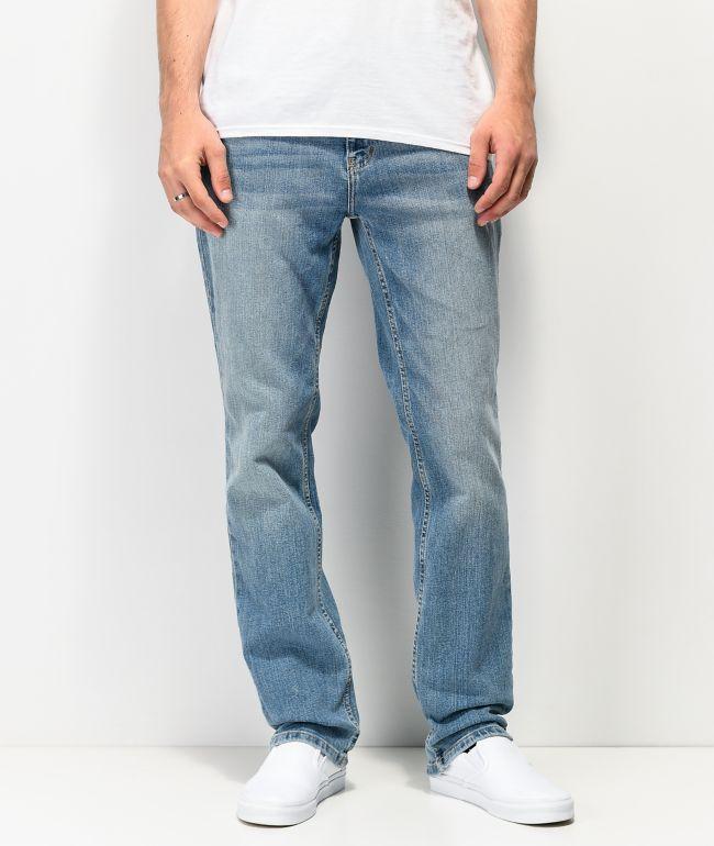 Freeworld Night Train Tampa Stretch Denim Jeans
