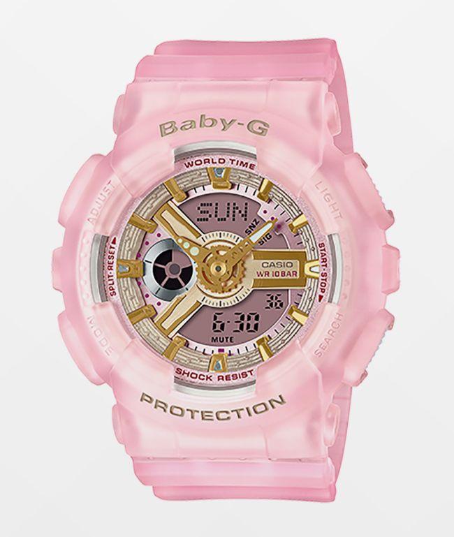 G-Shock Baby-G Pink Watch