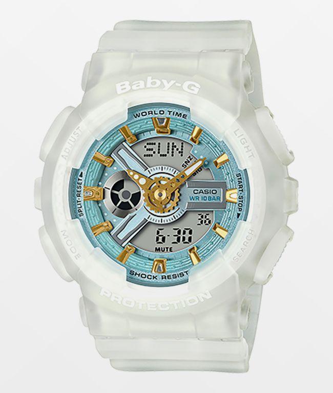 G-Shock Baby-G White Watch