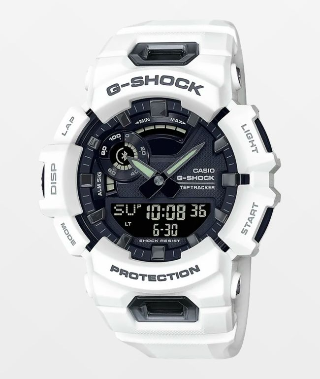 G-Shock GBA900 White & Black Watch