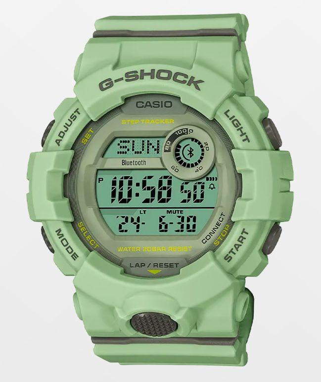 G-Shock GMD-B800SU-3CR Green Digital Watch