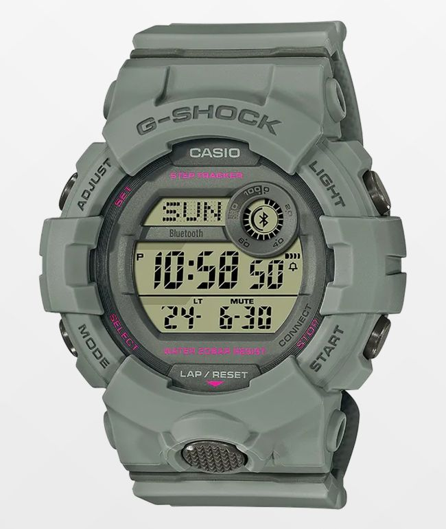 G-Shock GMD-B800SU-8CR Grey Digital Watch