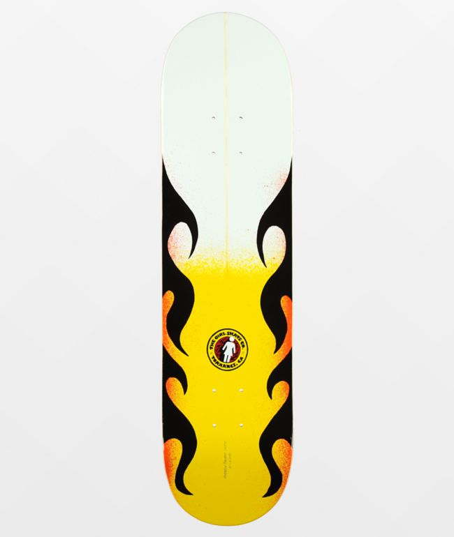 "Girl Brophy GSSC 8.0"" Skateboard Deck"