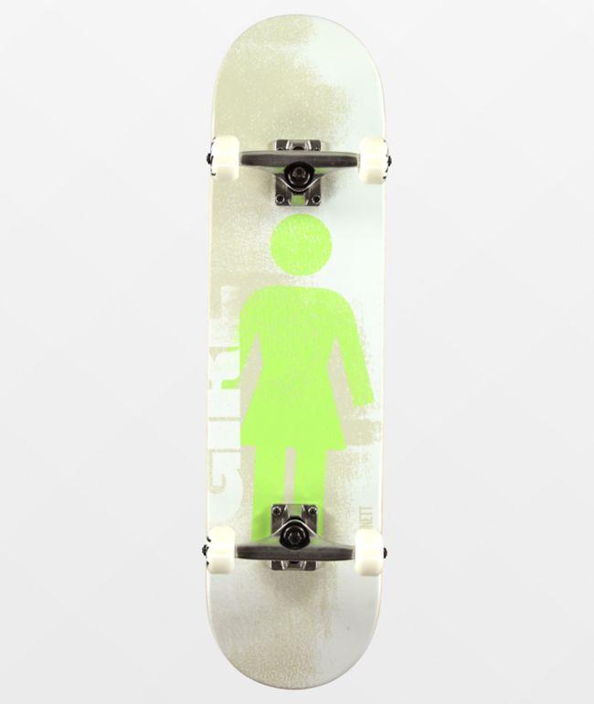 """Girl Carroll GITD Logo 8.0"""" Skateboard Complete"""