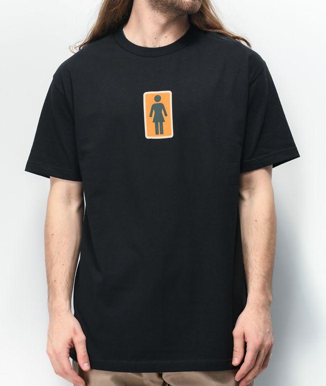 Girl Center OG Black T-Shirt