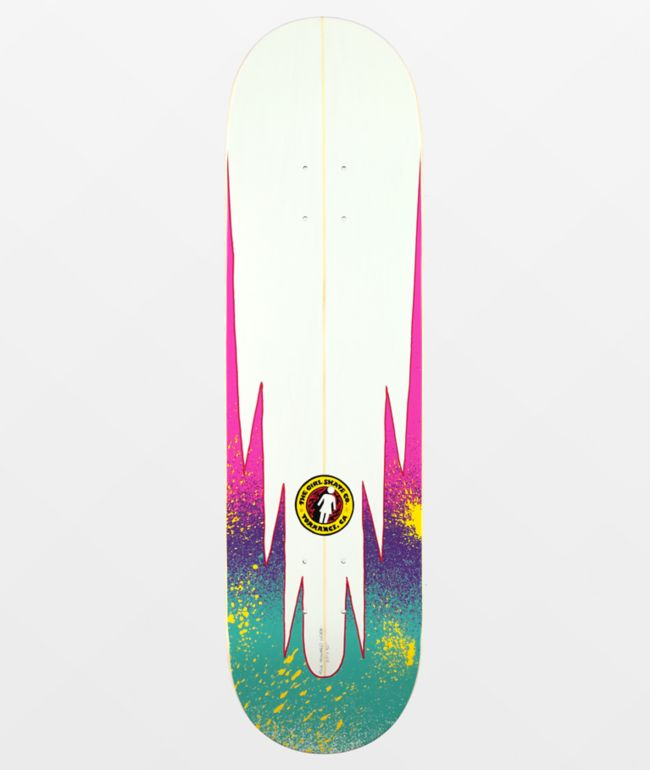 "Girl Howard GSSC 8.5"" Skateboard Deck"