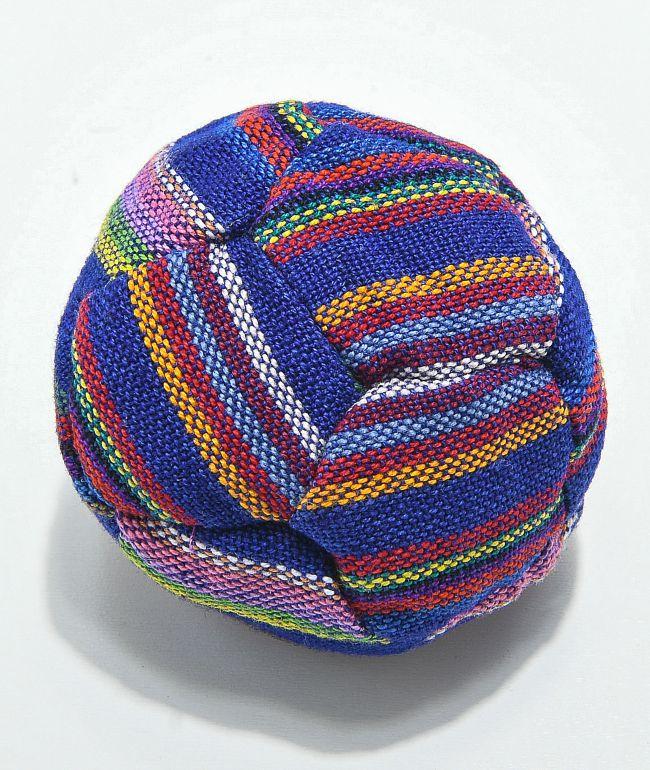 Guatamalart hacky sack Azul Multicolor
