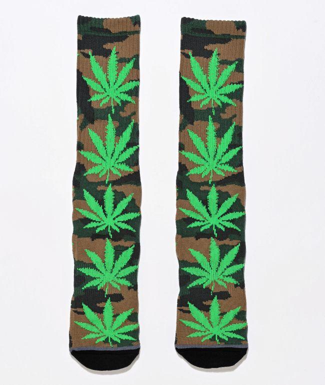 HUF Herren Socken CAMO PLANTLIFE