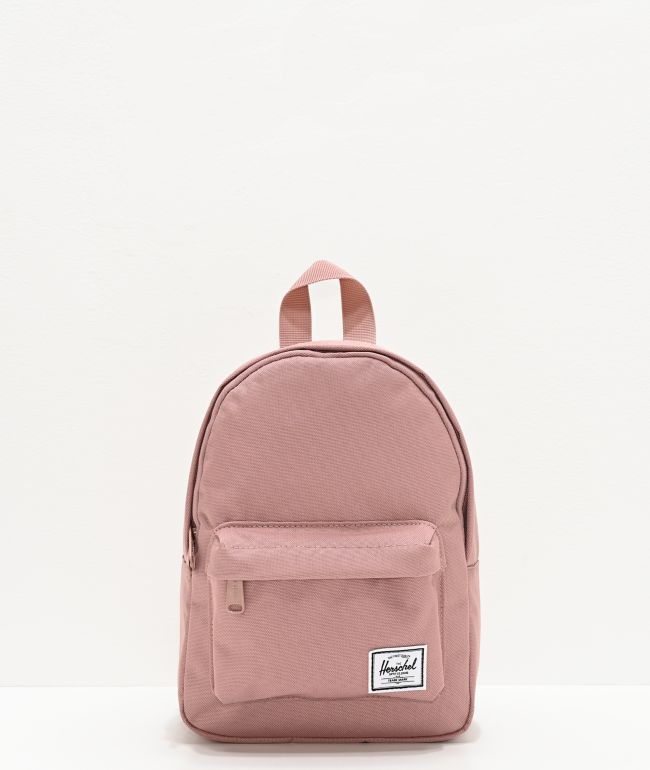 Herschel Supply Co. Classic Ash Rose Mini Backpack