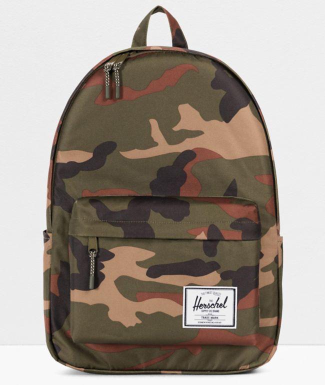 Herschel Supply Co. Classic XL Woodland Camo Backpack