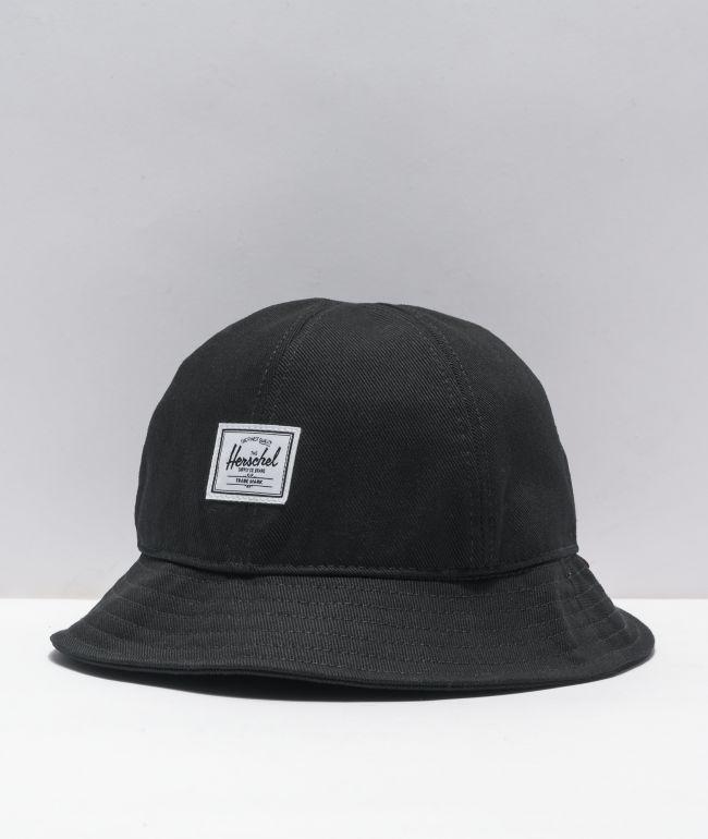 Herschel Supply Co. Henderson Black Bucket Hat