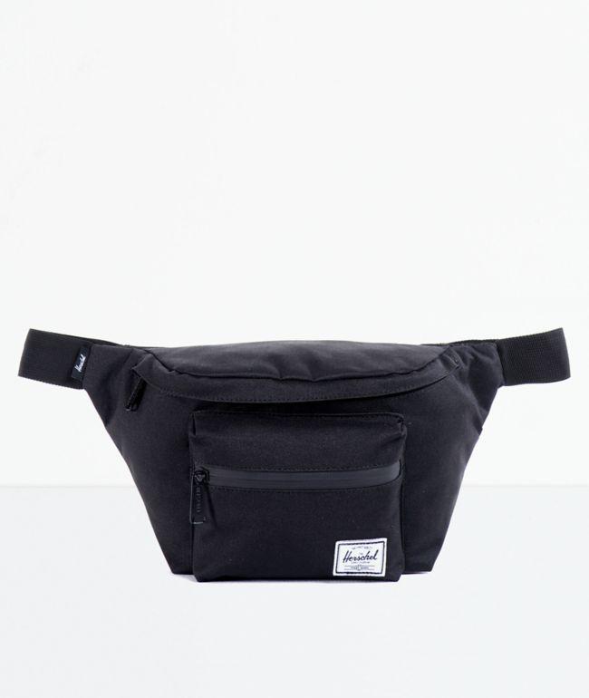 Herschel Supply Co. Seventeen All Black Fanny Pack