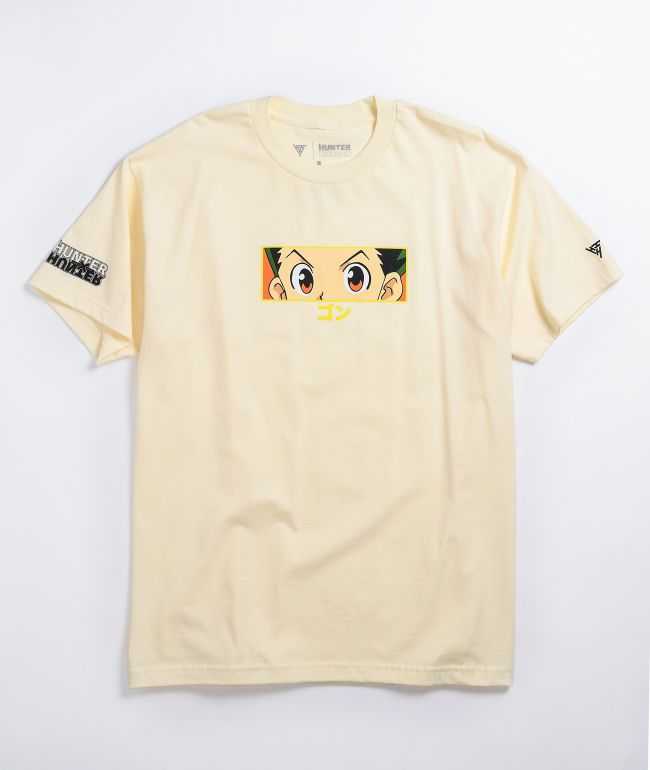 Hypland x Hunter x Hunter Gon Eye Cream T-Shirt