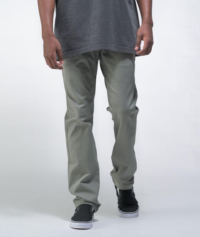 Kennedy MFG Surplus Grey Chino Pants