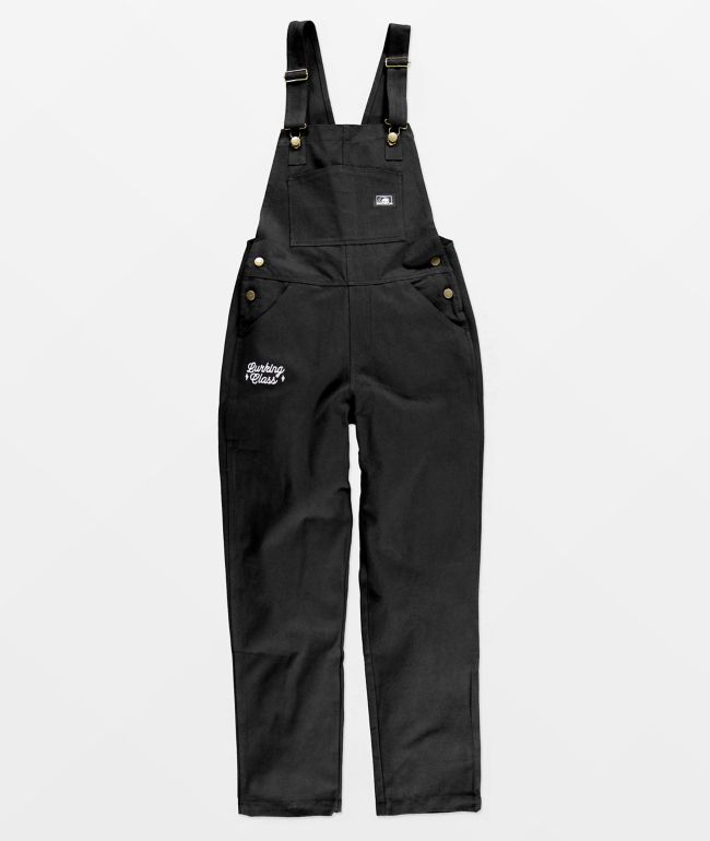 Lurking Class by Sketchy Tank Script Black Overalls