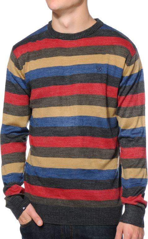 Black 01454-001 Matix MJ Classic Sweater L
