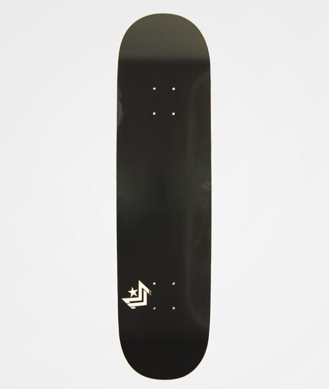 "Mini Logo Chevron Black 8.25"" Skateboard Deck"