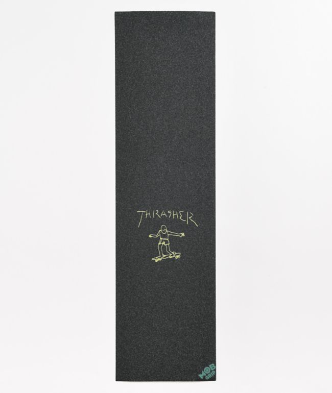 Mob x Thrasher Gonz Black Grip Tape