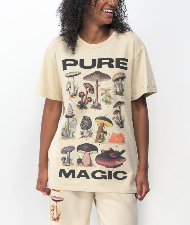 NGOrder Pure Magic Shrooms Cream T-Shirt