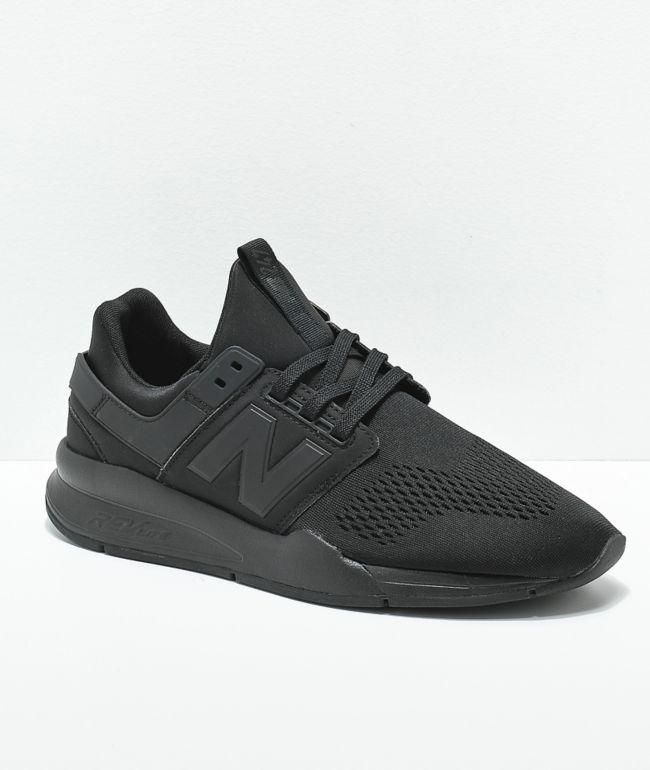 New Balance Lifestyle 247v2 Black Shoes