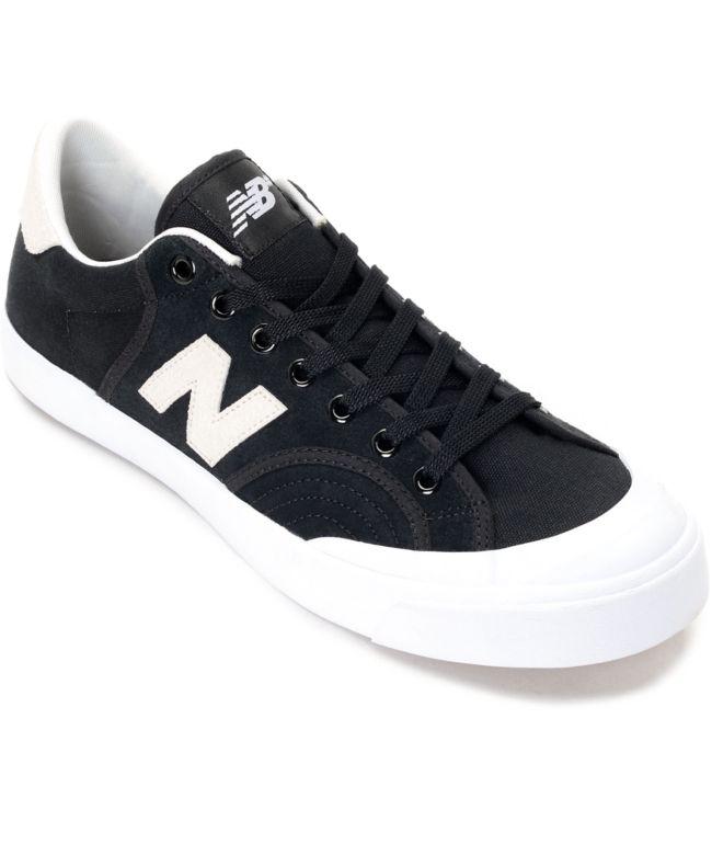 New Balance Numeric 212 Pro Court Black