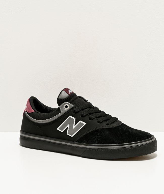 New Balance Numeric 255 Black