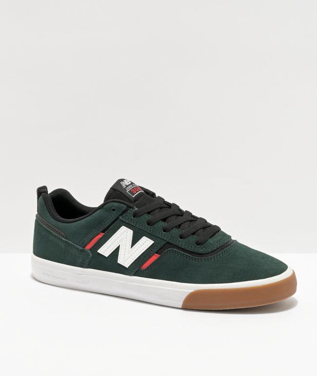 New Balance Numeric 306 Foy Green \u0026 Red