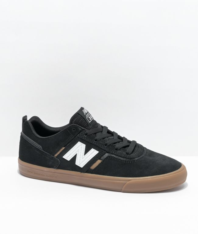 New Balance Numeric 306 Jamie Foy Gum & Black Skate Shoes