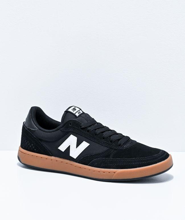 New Balance Numeric 440 Black \u0026 Gum