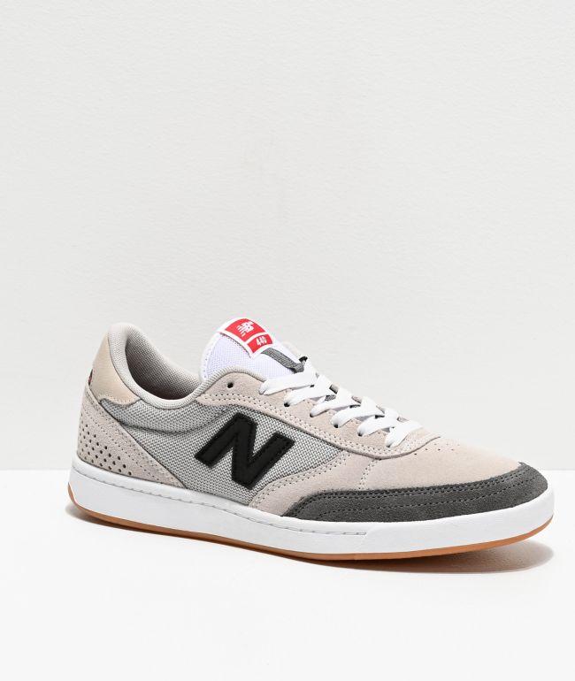 New Balance Numeric 440 Clay Grey