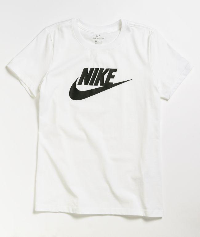 Nike Essential camiseta blanca