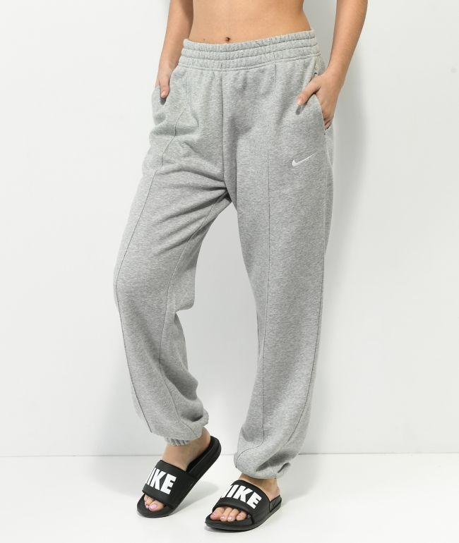 Nike NSW Grey Fleece Sweatpants