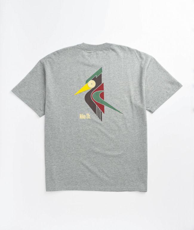 Nike SB Bird Grey T-Shirt