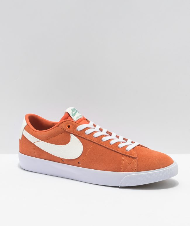 Nike SB Blazer Low GT Starfish \u0026 White