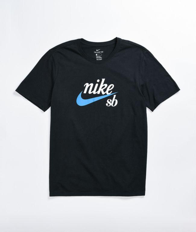Nike SB Craft Logo Black T-Shirt
