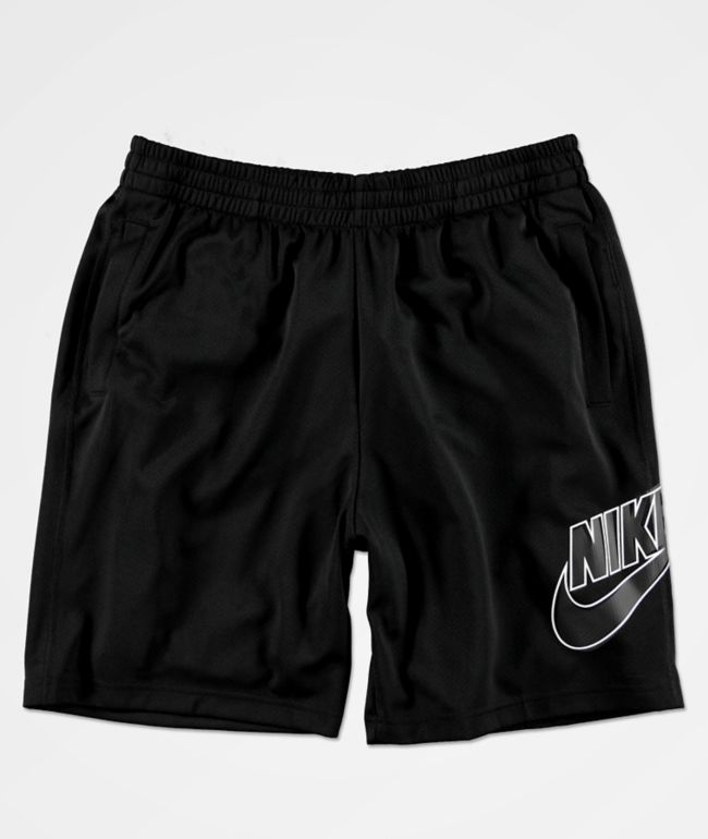 Nike SB Dri-Fit Sunday Black Basketball Shorts
