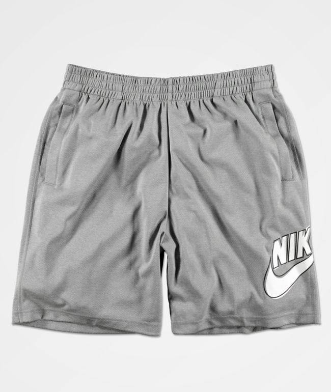 Nike SB Dri-Fit Sunday shorts en gris oscuro