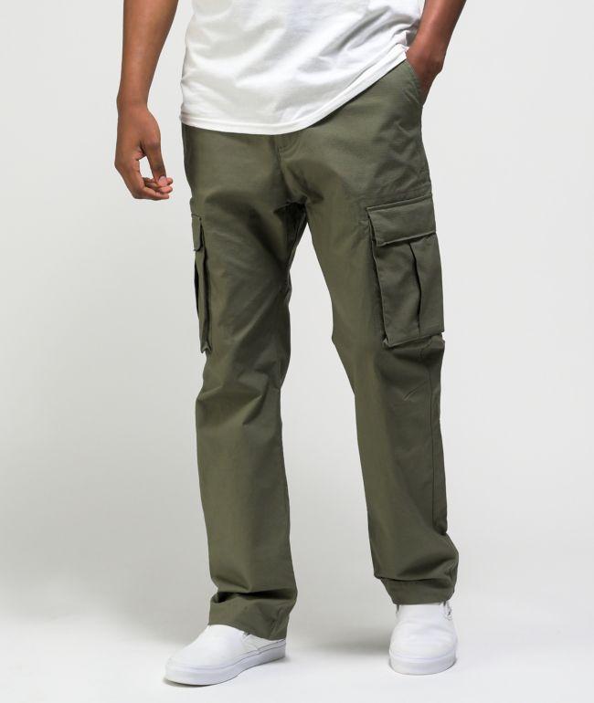 Nike SB FTM Flex Green Cargo Pants