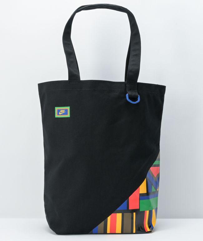 Nike SB Heritage Black Tote Bag