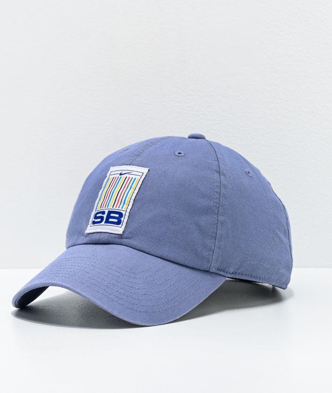 Nike SB Heritage86 Indigo Strapback Hat