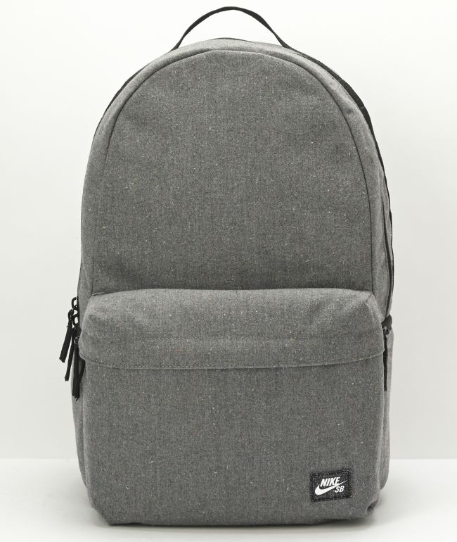 Nike SB Icon Recycled Grey Backpack